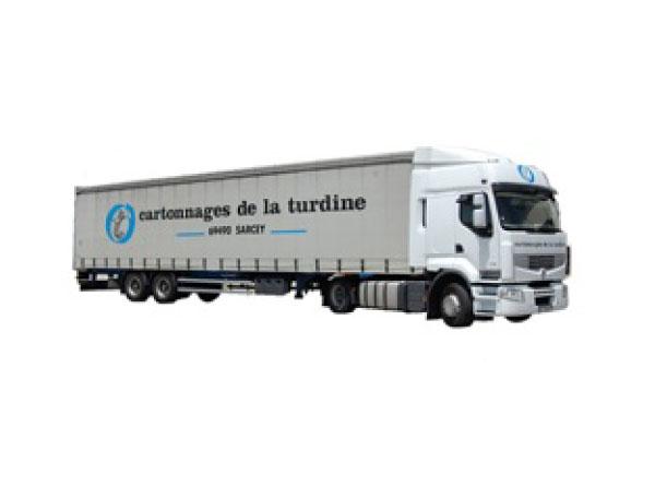 Logistique et carton ondulé